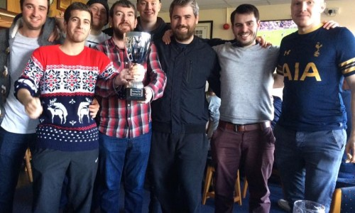 Old Woods win David Goldring Memorial Boxing Day Cup!!!
