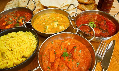 Old Woods Curry Night – Saturday 18 November 2017